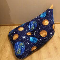 Bolygós padló babzsák felnőtt